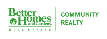 Better Homes and Gardens Real Estate Community Realty